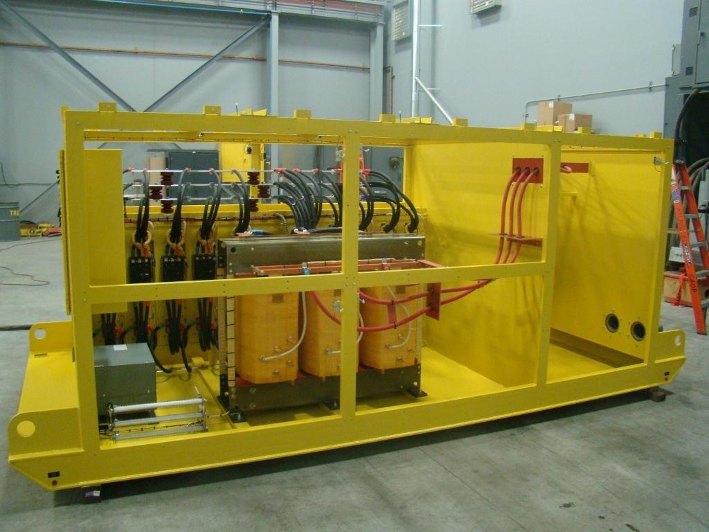 1000 Kva Mine Power Center