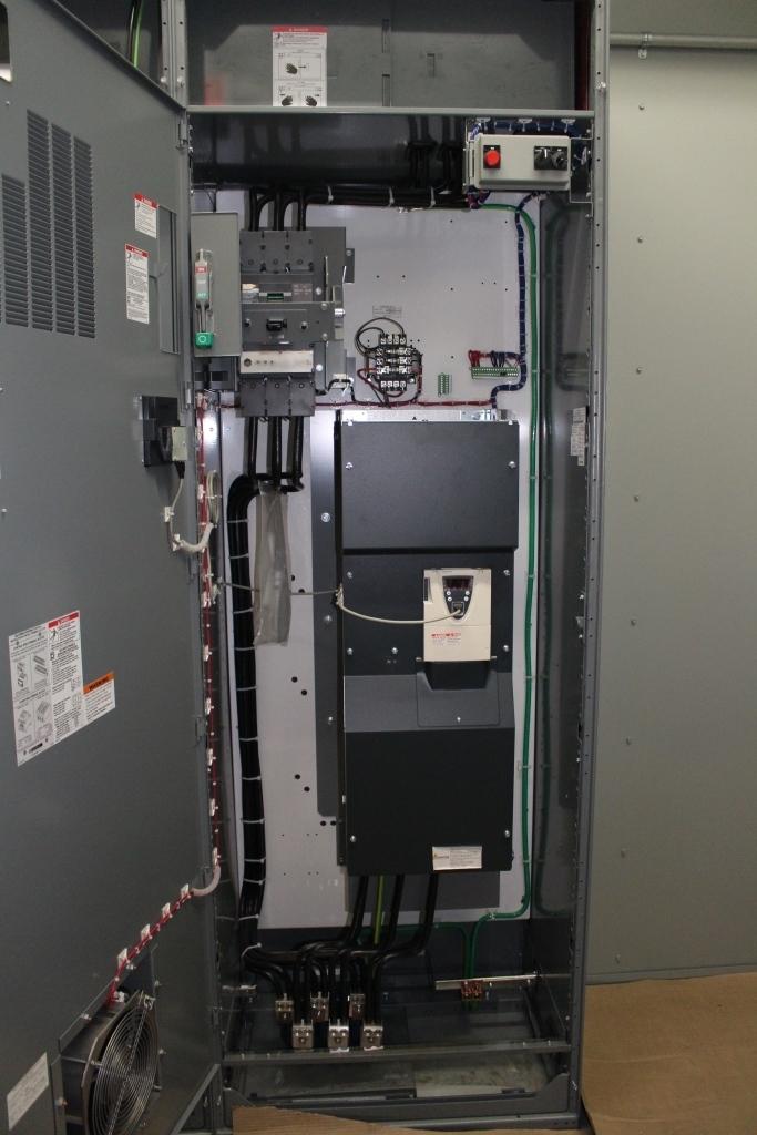 Atlas Electric Power Distribution Center