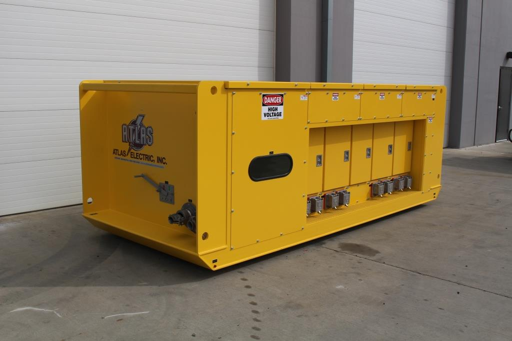 Atlas Electric Custom 750 KVA Mine Power Center
