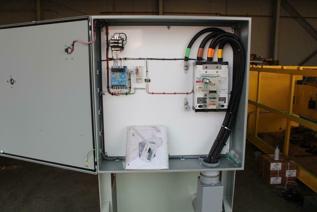 Skid Mounted Portable Unit Substation