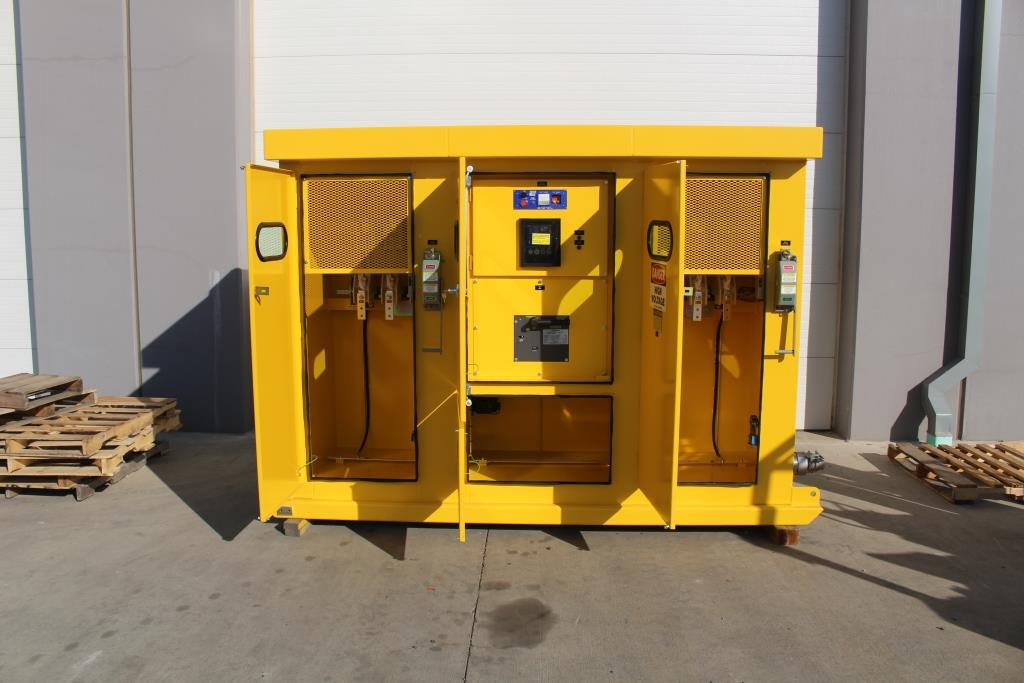 Atlas Electric Portable Mining Switchgear