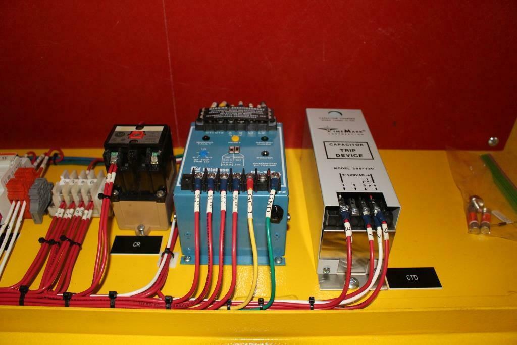 Atlas Electric 5 KV 600 Amp Mine Duty Switchgear