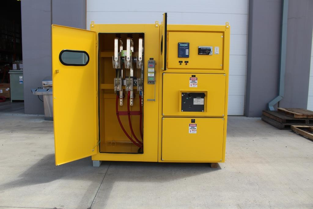 Atlas Electric 5 KV 600 Amp Mine Duty Switchgear
