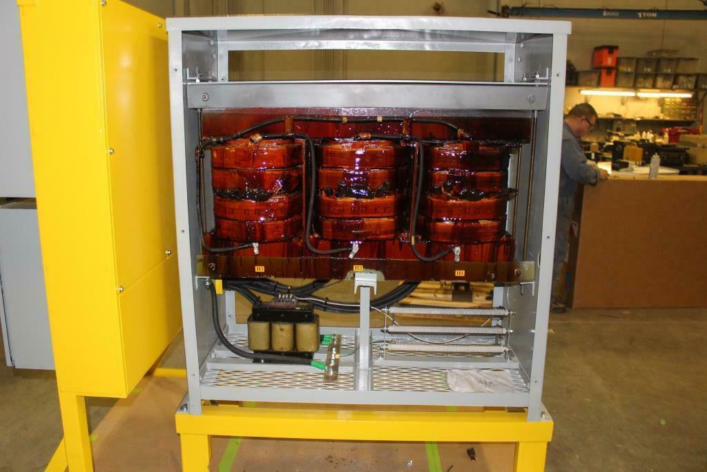 Atlas Electric Skid Mounted Power Distribution Center