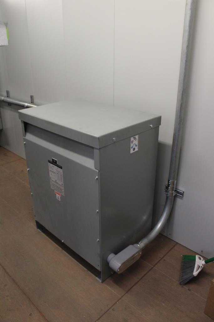 Container Housed Power Distribution Center Transformer