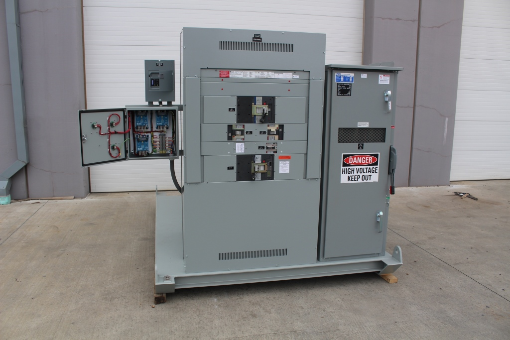 Atlas Electric 750 KVA Indoor Portable Substation