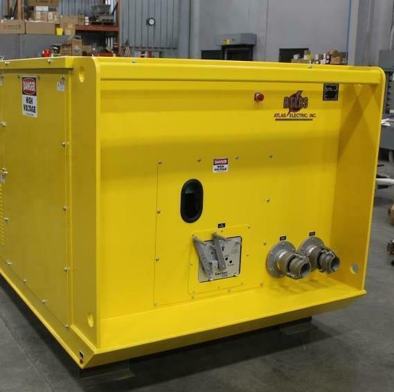 Atlas Electric Custom 1000 KVA Mine Power Center