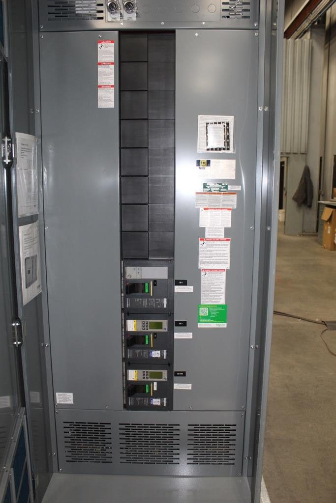 Skid Mounted Portable Substation