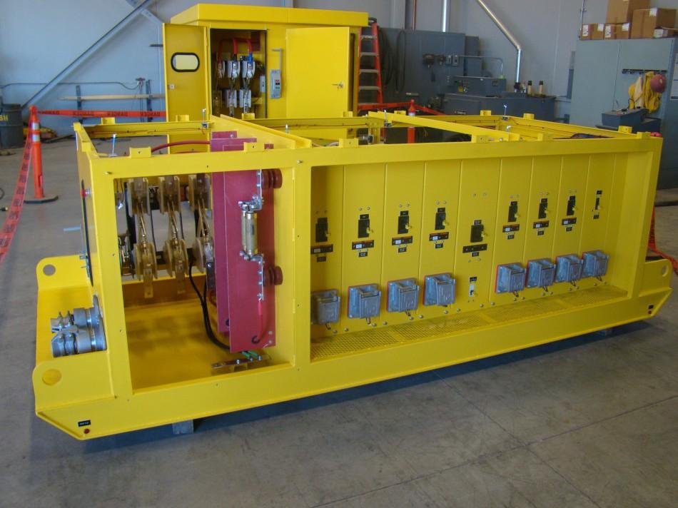 750 Kva Mine Power Center