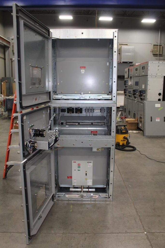 ABB Safegear 15KV Metal Clad Switchgear
