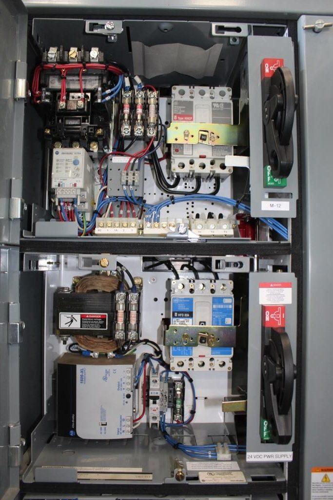 Alen Bradley 2100 Series MCC