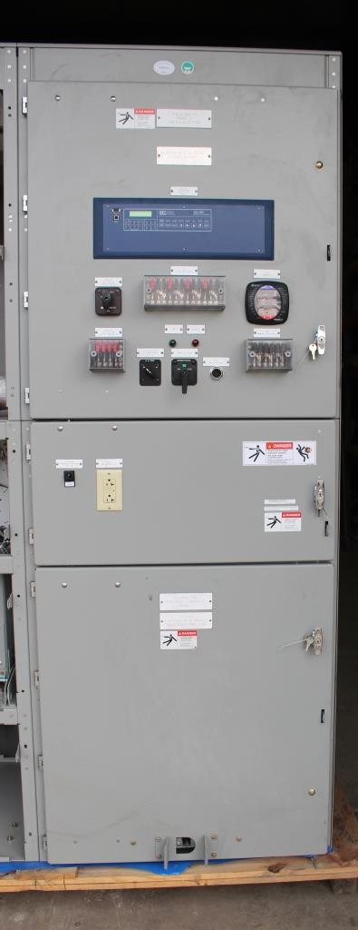 Siemens GM-SG Metal Clad Switchgear 5 KV 1200 amp