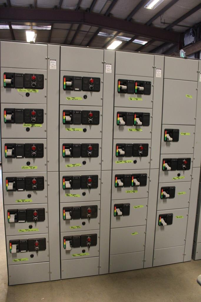Eaton Freedom Series 2100 Motor Control Center