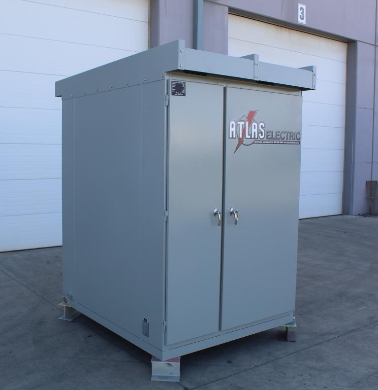 50817 - Atlas Electric Medium Voltage Switchgear