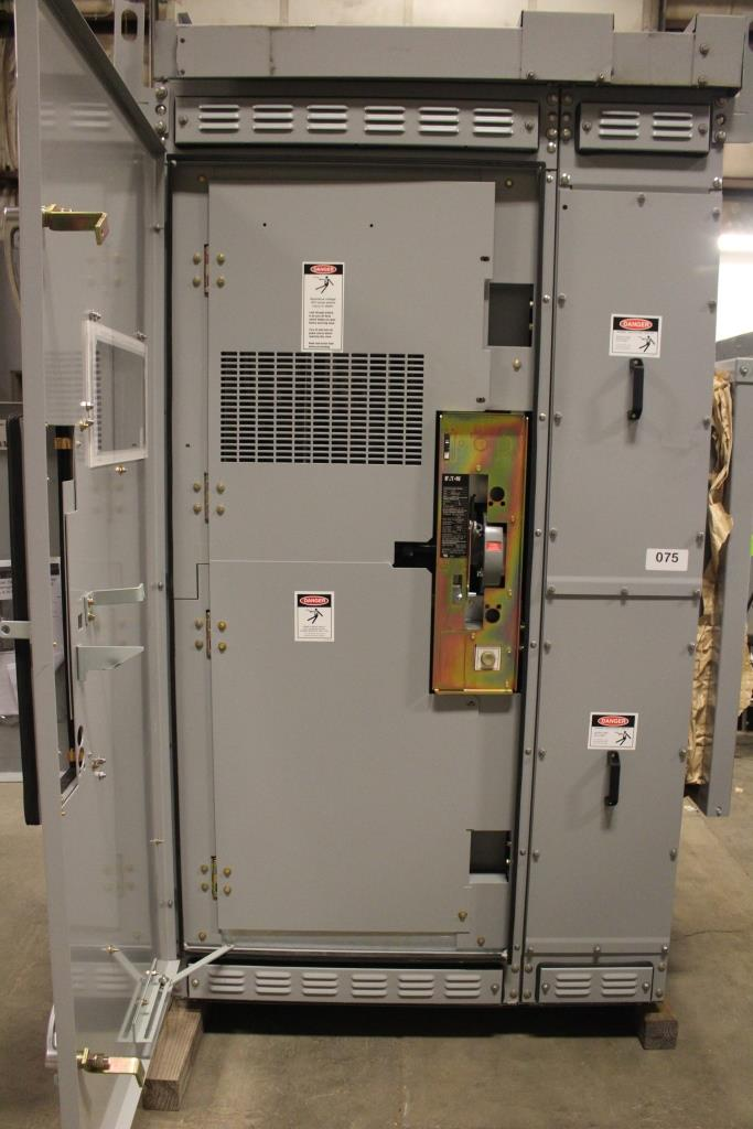 Eaton Type MVS2 Load Interrupter Switch, 1200 Amp 5 KV NEW SURPLUS