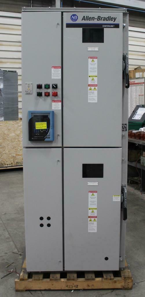 Allen Bradley ArcShield Medium Voltage Motor Control Center