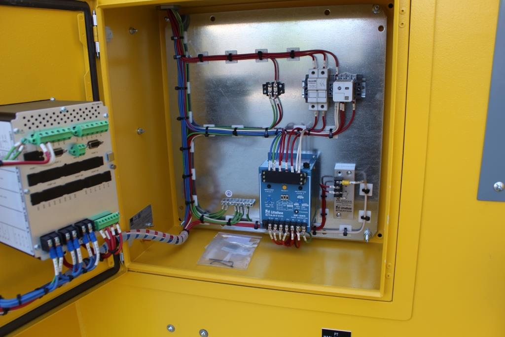 500 KVA 12470 Volt Mine Power Center