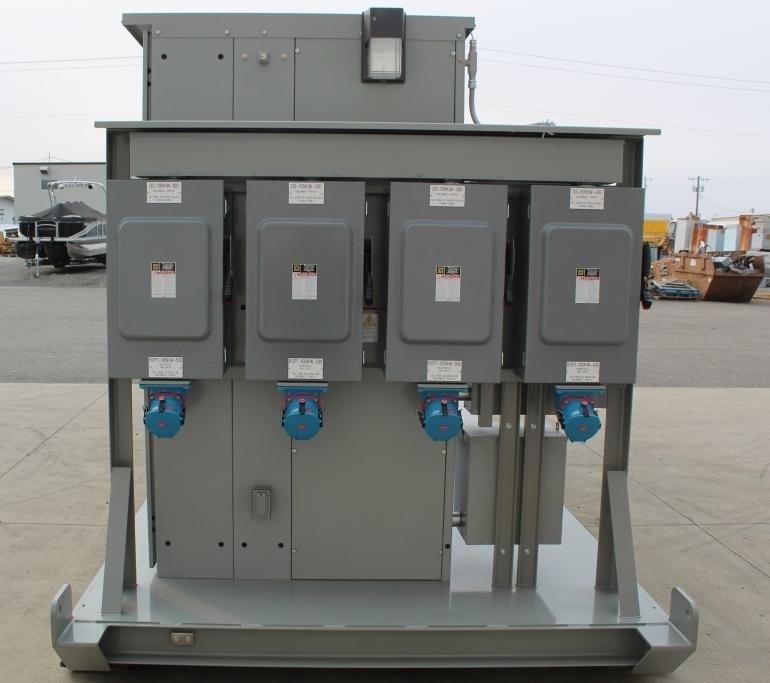 550 KVA Portable Substation